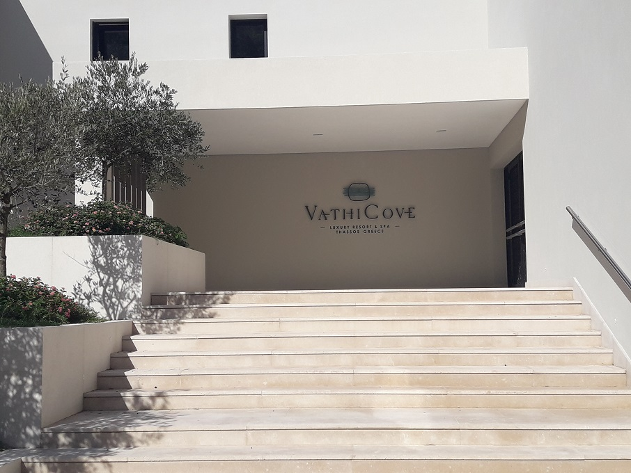 VATHI COVE Luxury Resort & Spa